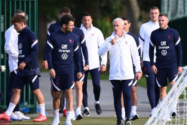 France national team coach Didier Deschamps praises France's team create great works.Especially in terms of personality and a very strong mental state.